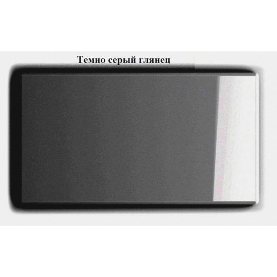 Купить Настенная полочка ex-005, Серый глянец (Алюминий глянец) (70/33/14) на Mebli.Sale Недорого.