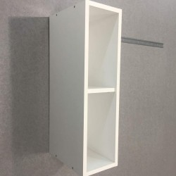 Шкаф верхний 200/720/320 Женева белая