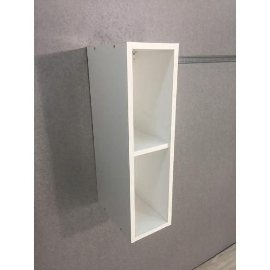 Купить Шкаф верхний (20/72/30) Женева белая на Mebli.Sale Недорого.