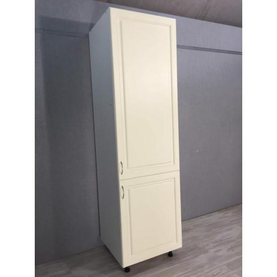 Купить Шкаф 1 дверь + 1 дверь (60/213/56) Болонья бежевая на Mebli.Sale Недорого.
