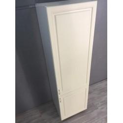 Шкаф 1 дверь + 1 дверь (60/213/56) Болонья бежевая