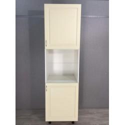 Шкаф под духовку 2 двери 600/2130/560 Болонья бежевый