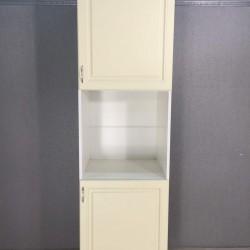 Шкаф под духовку 2 двери 600/2130/590 Болонья бежевый
