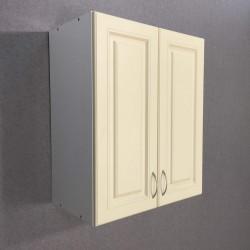 Шкаф верхний с сушкой 2 двери (60/72/30) Болонья бежевая