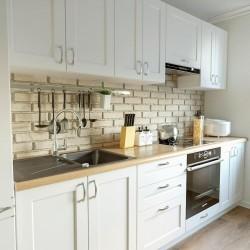 Кухня Женева, белая 2,6 м  (DiPortes ™️)