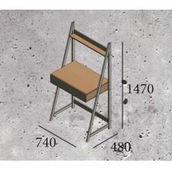 Стол рабочий «ДУО»