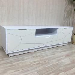 "Тумба  ""Санторини TV-100"", Белый  (160/ 47/ 42)"