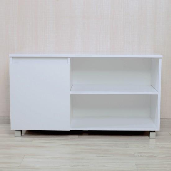 "Купить Тумба ТВ ""Капри"", кт-1210.1, белый (100/55/40) на Mebli.Sale Недорого."
