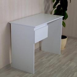 """Письменный стол """"Капри"""", кт-1310.2, белый (100/80/50)"""