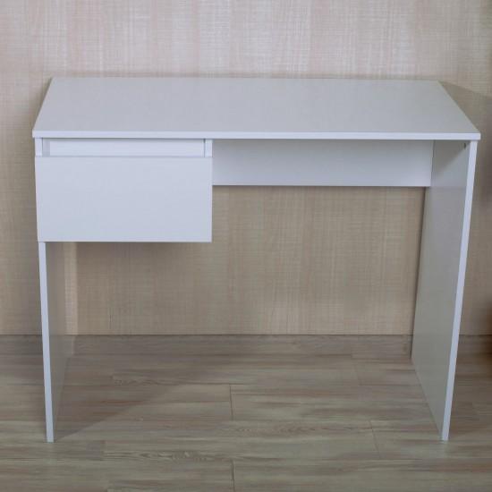 """Купить Письменный стол """"Капри"""", кт-1310.2, белый (100/80/50) на Mebli.Sale Недорого."""