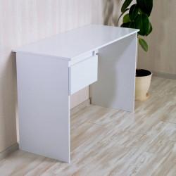 """Письменный стол """"Капри"""", кт-1312.2, белый (120/80/50)"""