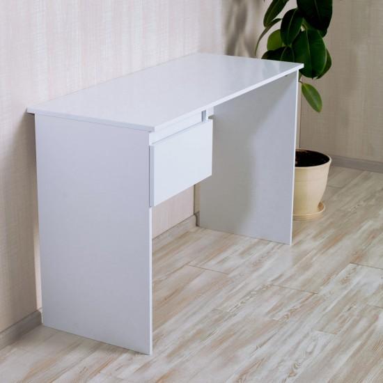 """Купить Письменный стол """"Капри"""", кт-1312.2, белый (120/80/50) на Mebli.Sale Недорого."""
