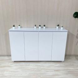 "Тумба ""Капри"", К-409, белый (160/99/40)"