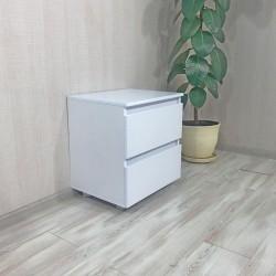 Тумба DiPortes  Kt-101, Белая (50/55/40)
