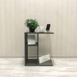Миниатюрный диванный столик Вt-330, Зебрано темный