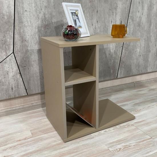 Купить Миниатюрный диванный столик  Вt-330, Капучино (55/36/59) на Mebli.Sale Недорого.