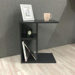 Миниатюрный диванный столик DiPortes Вt-330, Антрацит (50/59,1/30)