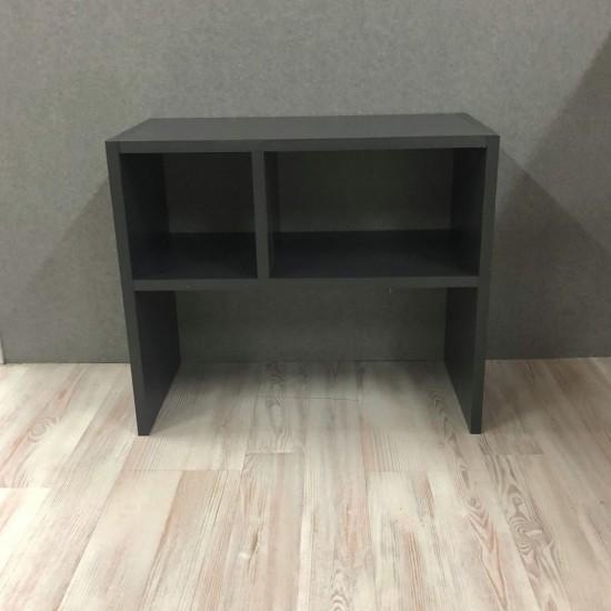 Купить Миниатюрный диванный столик DiPortes Вt-330, Антрацит (50/59,1/30) на Mebli.Sale Недорого.