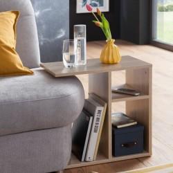 Миниатюрный диванный столик DiPortes Вt-330, Дуб Сонома (50/59,1/30)