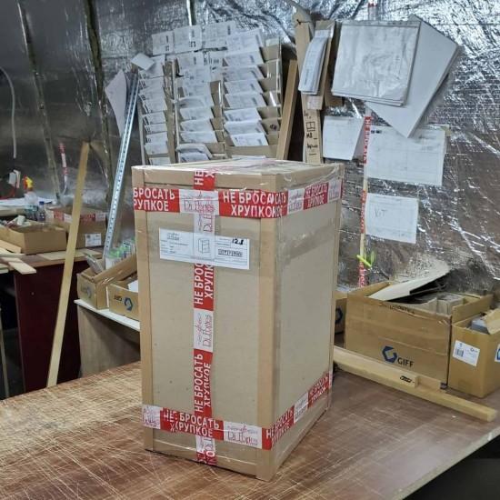 Купить Тумба прикроватная, Кт-414 без ручек, Белая  (40/64/30) на Mebli.Sale Недорого.