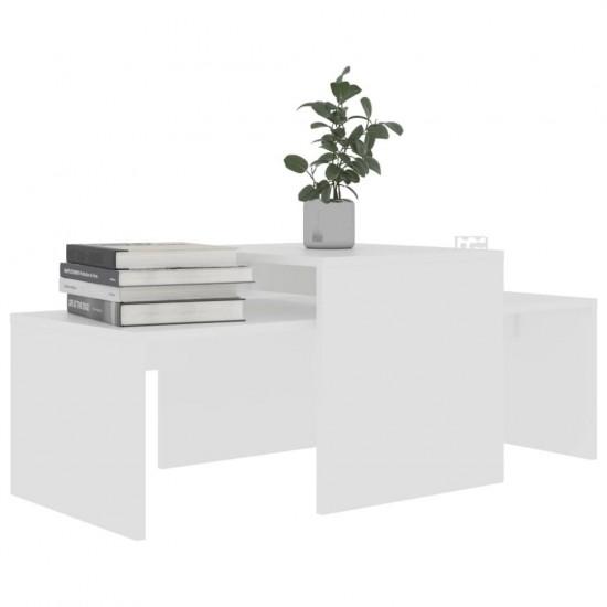 """Купить Журнальный стол """"Дуо 1"""" Вт-331, Белый  (100/ 30/ 40) на Mebli.Sale Недорого."""