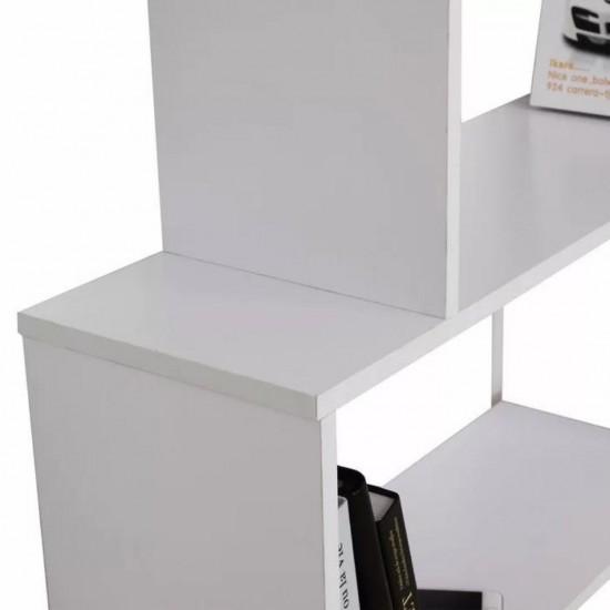 Купить Стеллаж DiPortes Аt-56, белая (70/192/23) на Mebli.Sale Недорого.