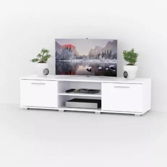 Купить Тумба DiPortes  под TV At-106, белая (140/36/40) на Mebli.Sale Недорого.