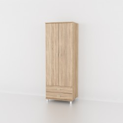 Шкаф для одежды Sh-1461, дуб сонома